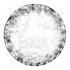 ID 3745569 | Akwarela koło puste w skali szarości | Stockowa ilustracja wysokiej rozdzielczości | KLIPARTO