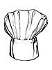 Hut Küchenchef | Stock Vektrografik
