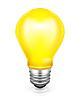 Glühbirne, Symbol