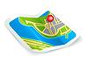 ID 3771677 | Karte, Symbol | Stock Vektorgrafik | CLIPARTO
