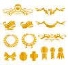 Set heraldische Elemente