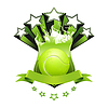 теннисная эмблема
