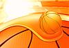 Sport Hintergrund, Basketball