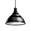 Schwarz Lamp