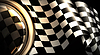 Checkered Hintergrund Horizontale