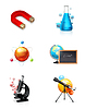 ID 3776782 | Science, set, icon | Klipart wektorowy | KLIPARTO