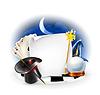 ID 3776914 | Magiczna ramka | Klipart wektorowy | KLIPARTO