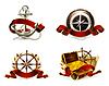 Marine-Emblem-Set
