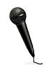 Векторный клипарт: микрофон