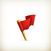 Rote Fahne, Symbol