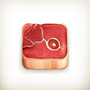 Steak App-Icon