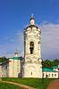 Glockenturm der St.-Georgs-Kirche in Kolomenskoje | Stock Foto