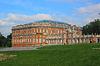 Chlebny Dom im Palast Zarizyno | Stock Foto