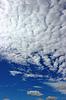 Baluer Himmel mit Wolken | Stock Foto