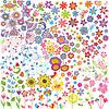 ID 3798198 | Kwiaty ustawione | Klipart wektorowy | KLIPARTO