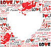 Valentine background   Stock Vector Graphics