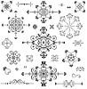 Adornment   Stock Vector Graphics