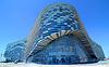 ID 3810289 | Finishing Fassade Eissporthalle in Sotschi | Foto mit hoher Auflösung | CLIPARTO