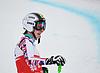 Kathrin Zettel konkurriert in der FIS Alpine Ski | Stock Foto