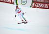 Elena Curtoni konkurriert in der FIS Alpine Ski | Stock Foto