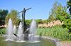 ID 3812791 | Soczi, tęcza w fontannie Kotwicę | Foto stockowe wysokiej rozdzielczości | KLIPARTO