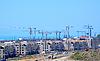 ID 3814396 | Budowa hoteli w wiosce olimpijskiej na Main | Foto stockowe wysokiej rozdzielczości | KLIPARTO