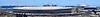Bau von fünf Eisflächen in Sotschi Olympic | Stock Foto