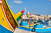 ID 3838215 | Malta - Marsaxlockk | Foto mit hoher Auflösung | CLIPARTO
