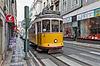 Photo 300 DPI: Lisbon tram 28
