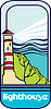 Leuchtturm | Stock Vektrografik