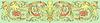 Floral Barockstil | Stock Vektrografik