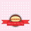 ID 3864388 | Narodowy Dzień Hot Dog | Klipart wektorowy | KLIPARTO