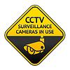 ID 3821799 | CCTV-Piktogramm, Videoüberwachung Symbol | Stock Vektorgrafik | CLIPARTO