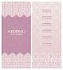 ID 3823232 | Hochzeitseinladung, Ornamentaler Blumen Hintergrund | Stock Vektorgrafik | CLIPARTO