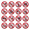 Verbotene Symbole