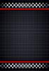 ID 3825027 | Racing Hintergrund vertikale, metallic perforiert | Stock Vektorgrafik | CLIPARTO