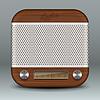 Retro Radio App-Icon