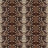 Snake skin Reptil nahtlose Muster | Stock Vektrografik