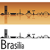 Brasilia skyline | Stock Vector Graphics