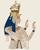 Ägyptische Königin Taia