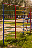 Plac zabaw dla dzieci | Stock Foto