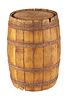 Drewniane beczki | Stock Foto