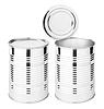 Food cans | Stock Foto