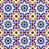 Mosaic in islamischen Design | Stock Vektrografik