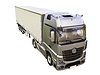 Semi-trailer truck | Stock Foto