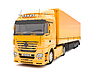 배달 트럭 | Stock Foto