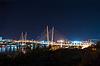 ID 3873378 | Nacht Ansicht der Brücke in der russischen Wladiwostok über Gol | Foto mit hoher Auflösung | CLIPARTO
