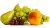 Dojrzałe, świeże owoce | Stock Foto