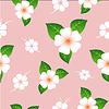 ID 3905564 | Kwiatowy wzór | Klipart wektorowy | KLIPARTO