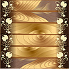 Wzór na tle drewna | Stock Vector Graphics